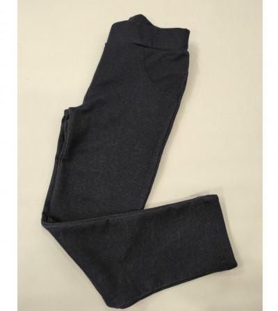 Pantalón malla tipo denim