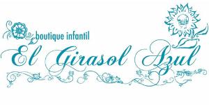 logotipo el girasol azul